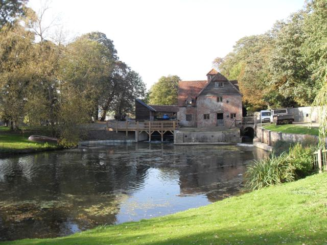 Mapledurham Mill